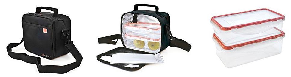 bolsa porta alimentos lunchbag