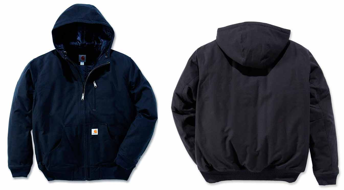 carhartt woodward active