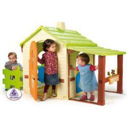 Casa Niños Country Plástico Injusa