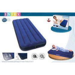 Colchón Individual Azul Intex