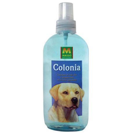 Colonia Perros 200 ml Masso