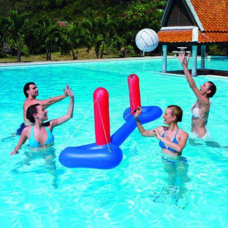 Juego Voleibol Flotante con Balón Kokido