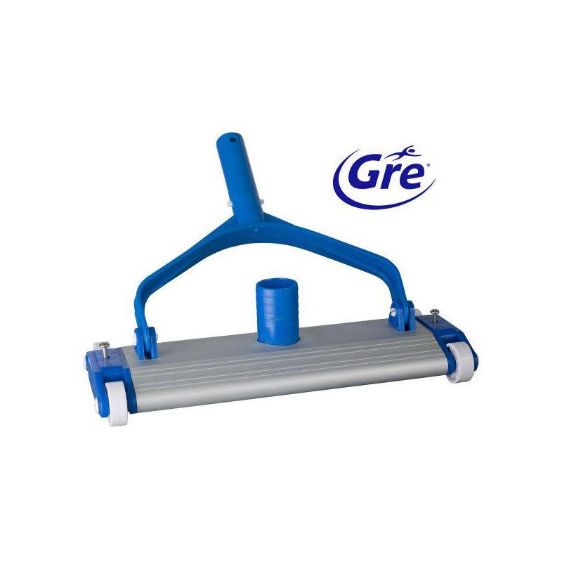Limpia fondos piscina aluminio rectangular for Limpieza fondo piscina