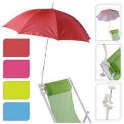 Parasol para Silla de Playa Surtido Koopman