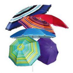 Parasol Playa Nylon Surtido Antonio Hernandez Zaballos
