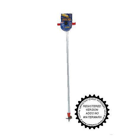 Pincho Parasol Integral Aluminio Pincho