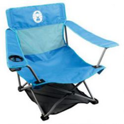 Silla Plegable Camping Low Quad Coleman