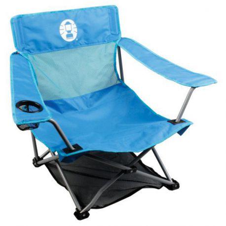 Silla Plegable Camping Low Quad Coleman