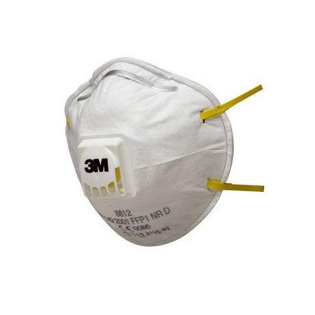 Mascarilla Premium Ffp1 Sin Válvula 2 Unidades 3M