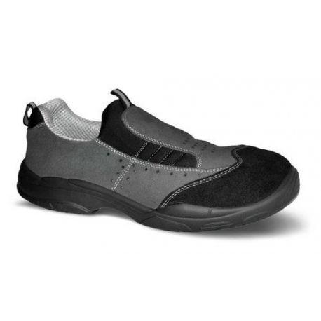 Zapato Mocasin Sin Cordón 3015 S1P Safe Master Linea Blanca