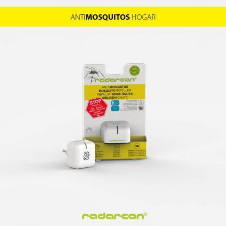 Ahuyentador Mosquitos Doméstico Radarcan
