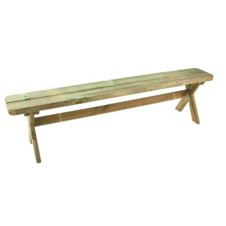 Banco Madera Matisse para 3 Personas Forest Style
