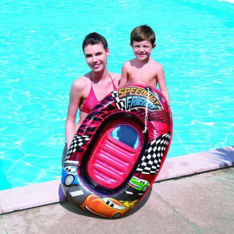 Barca Hinchable Infantil Kokido