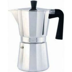 Cafetera Aluminio New Vitro Oroley