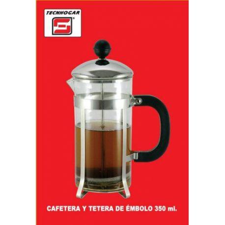 Cafetera Embolo Modelo Café Technhogar