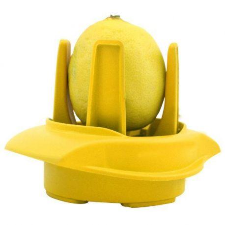 Cortador Limón En Porciones Amarillo Fackelmann