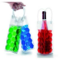 Enfriador Botella 4 Lados con Asas Ibili