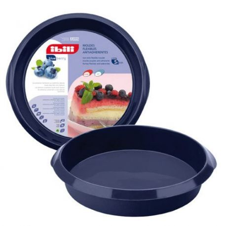 Molde Silicona Alto Blueberry Ibili