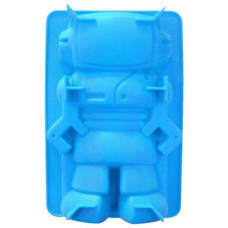 Molde Silicona Castillo-Robot Surtido CMP