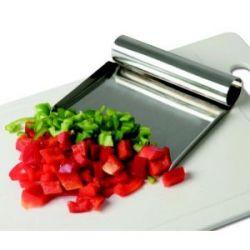 Recoge Alimentos con Borde Inoxidable Chefmecsa