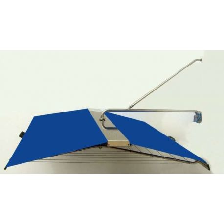 Tendal Avión Aluminio con Toldo Bitendek