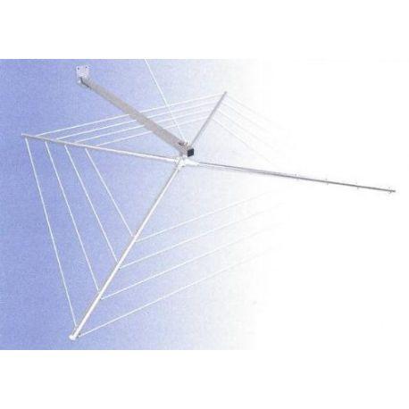 Tendal Desplazable Aluminio Leyo Bitendek