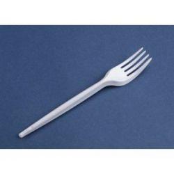Tenedor Plástico Nupik