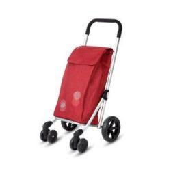 Carro Compra Plegable 6 Ruedas Go Six Playmarket