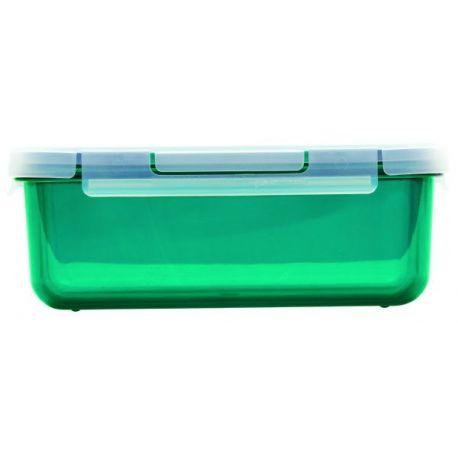Hermetico Microondas Congelador Transp Verde Valira