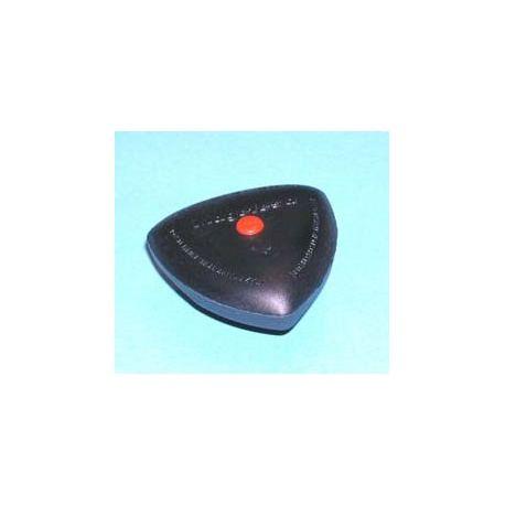 Pomo Olla Negro Triangular Kit Completo Magefesa