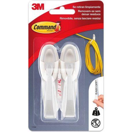 Gancho Command Agrupador Cables 2 Unidades 3M