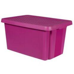 Caja con Tapa 45 L Essentials Curver