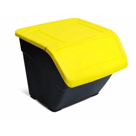 Caja Multiuso Tayg Amarilla