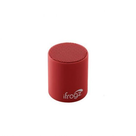 Altavoz Bluetooth Pop Rojo