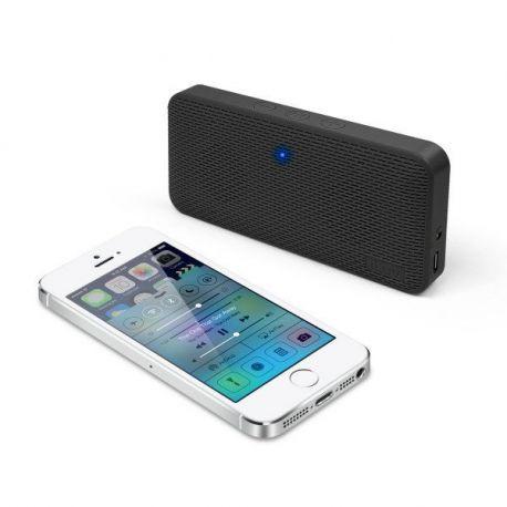 Altavoz Bluetooth Ultra Slim Negro