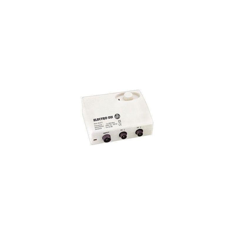 Amplificador antena tv - Amplificador de antena ...