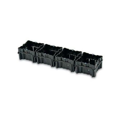 Caja Mecanismos Universal 66X66 20 Unidades