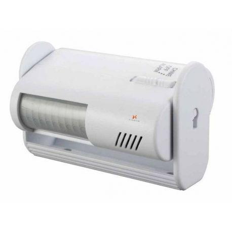 Detector de Movimiento con Alarma y Timbre