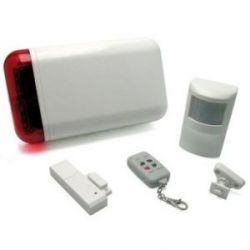 Kit Alarma Sin Cable Monozona