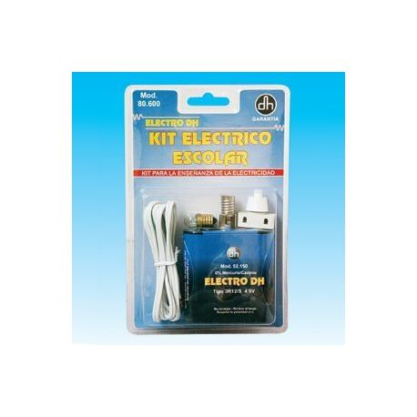 Kit Electrico Escolar 5 Piezas