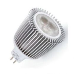 Lampara Dicr 5 Led 7W Calida Gu5,3 12 V