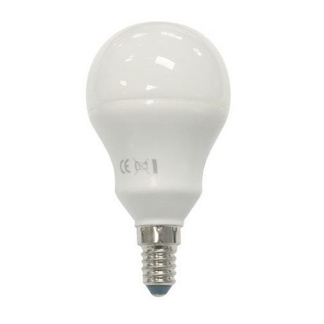 Lampara Led Standar E14 6,5W Calida 470 Lumens