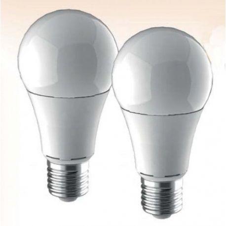 Lampara Led Standar E27 10W 900 Lumens 2 Unidades