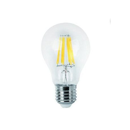 Lampara Led Standar Filamento E27 6W