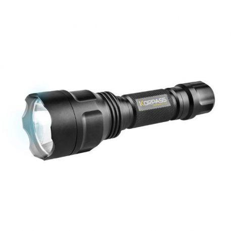 Linterna Aluminio 3 Posiciones Led 10W 1500 Lumens