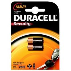Pila Alcalina Duracell Mn 21 2 Unidades