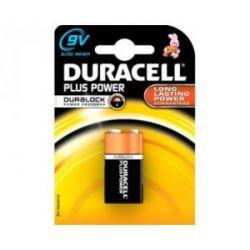Pila Alcalina Duracell Plus Power 9 V 1 Unidad