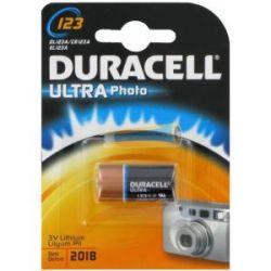 Pila Alcalina Duracell Ultra 123 1 Unidad