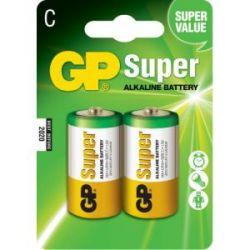 Pila Alcalina Gp Lr14 1.5 V 2 Unidades