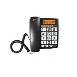 Teléfono Fijo de Teclas Grandes con Manos Libres